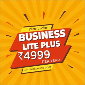 Free Business Lite - Yearly